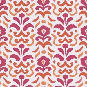 Stroheim Montenegro Pink Orange Wallpaper
