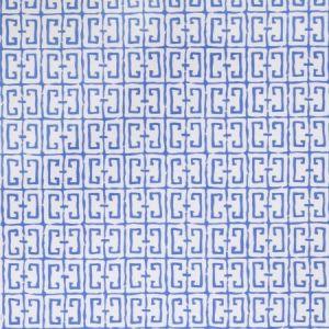 Stroheim Fret Cobalt Wallpaper