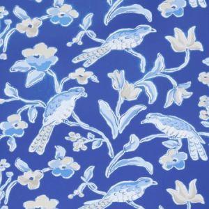Stroheim Peregrine Navy Blue Wallpaper