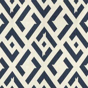 Kravet China Club Indigo Fabric
