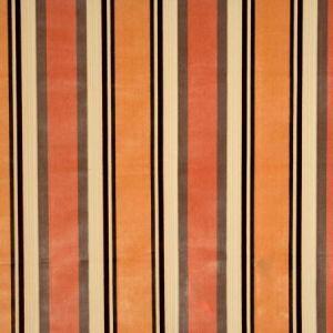 Vervain Gene Stripe Carnelian Fabric