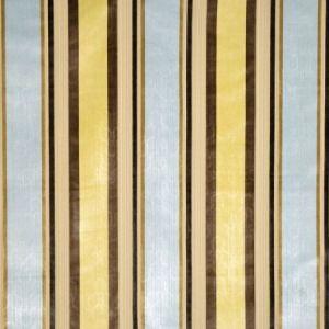 Vervain Gene Stripe Seaglass Fabric