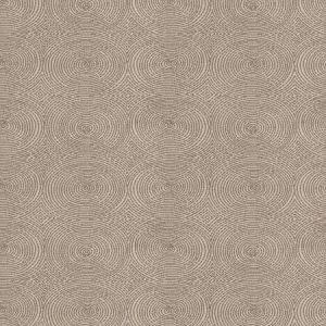Vervain Crop Art Circles Owl Plume Fabric