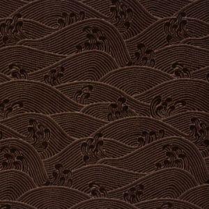 Vervain Stonewaves Walnut Fabric