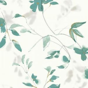 York SO2440 Linden Flower Wallpaper