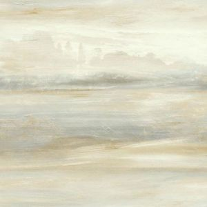 York SO2433 Soothing Mists Scenic Wallpaper