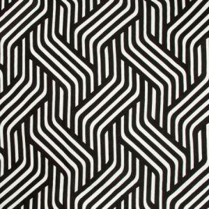 Kravet Proxmire Ivory Noir Fabric