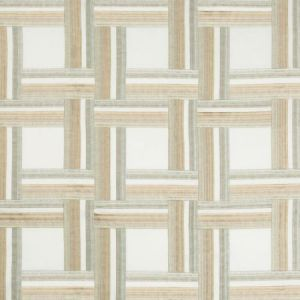 Kravet Front Row Greige Fabric