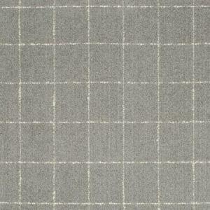 Kravet Pocket Square Graphite Fabric