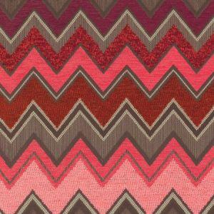 Schumacher Zenyatta Mondatta Berry 54791 Fabric