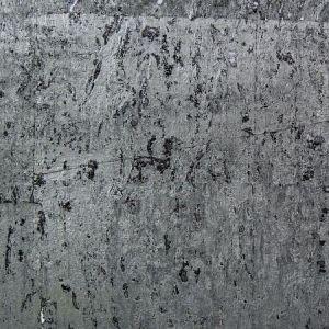 Astek MC108 Metal Cork Silver Wallpaper