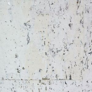 Astek MC109 Metal Cork Ash White Wallpaper