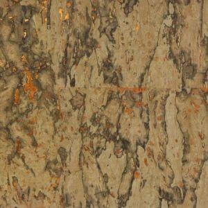 Astek MC120 Natural Cork American Chestnut Wallpaper