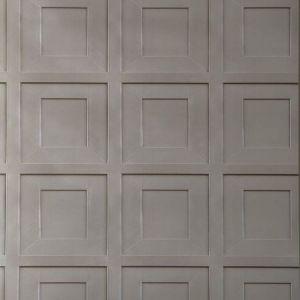 50251W GANSEVOORT Silver 02 Fabricut Wallpaper