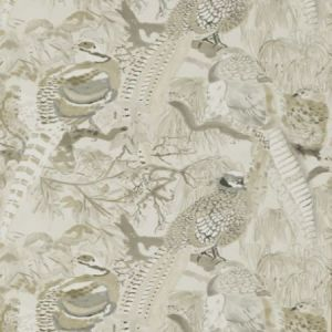 FG085-K102 Game Birds Stone Mulberry Home Wallpaper
