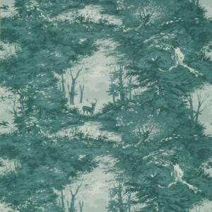 FG076-R11 Torridon Teal Mulberry Home Wallpaper