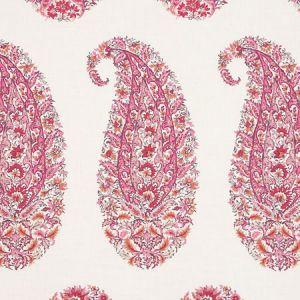 173785 SHIRALA PAISLEY Magenta Schumacher Fabric