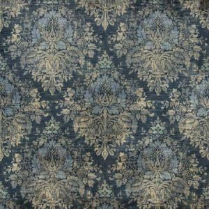2019122-515 ALMA VELVET Midnight Lee Jofa Fabric