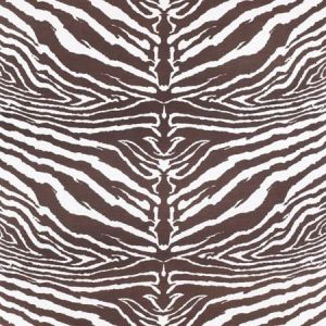 2020171-66 ZEBRA Brown Lee Jofa Fabric