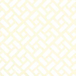 2220-01WP EDO White On Off White Quadrille Wallpaper