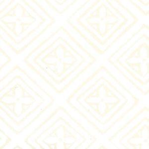 2490-01WP FIORENTINA White On Off White Quadrille Wallpaper