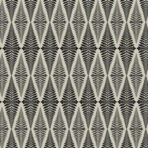 4898 Black Trend Fabric
