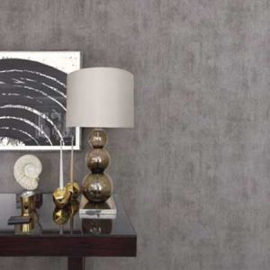 2927-13002 Ara Distressed Texture Pewter Brewster Wallpaper