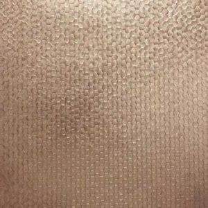 2927-42487 Carbon Honeycomb Geometric Rose Gold Brewster Wallpaper