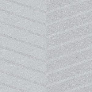 2964-25920 Aspen Chevron Grey Brewster Wallpaper
