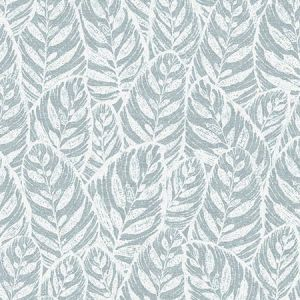 2964-25924 Del Mar Botanical Light Blue Brewster Wallpaper