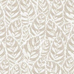 2964-25926 Del Mar Botanical Beige Brewster Wallpaper