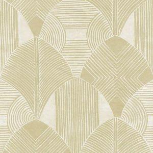 2964-25927 Westport Geometric Coffee Brewster Wallpaper