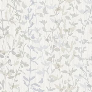 2964-25935 Thea Floral Trail Grey Brewster Wallpaper
