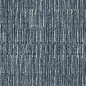 2964-25945 Brixton Texture Indigo Brewster Wallpaper
