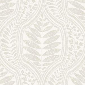 2964-25949 Juno Ogee Beige Brewster Wallpaper