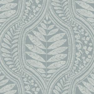 2964-25950 Juno Ogee Teal Brewster Wallpaper