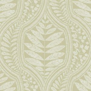 2964-25952 Juno Ogee Green Brewster Wallpaper