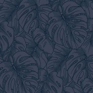 2964-87342 Balboa Botanical Indigo Brewster Wallpaper