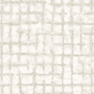 2964-87350 Shea Distressed Geometric Gold Brewster Wallpaper