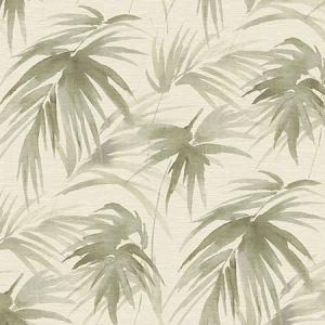 2964-87412 Darlana Grasscloth Sage Brewster Wallpaper