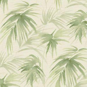 2964-87413 Darlana Grasscloth Green Brewster Wallpaper