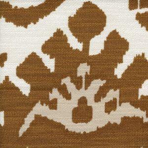 302831F KAZAK Camel Taupe on Tint Quadrille Fabric