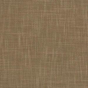 CORTINA LINEN Caramel Stroheim Fabric