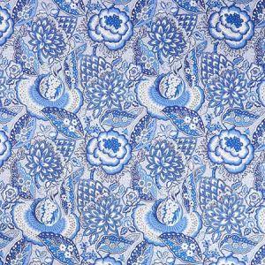 PATRICIA LL Lapis Fabricut Fabric