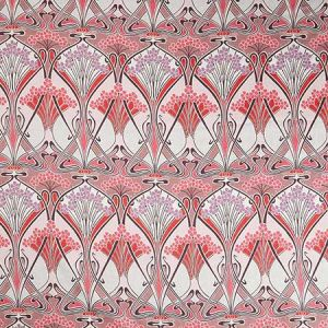 IANTHE BLOOM MLTI LL Lacquer Fabricut Fabric