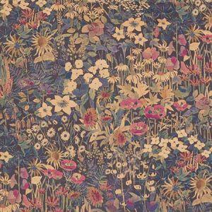 FARIA FLOWERS VV Dragonfly Fabricut Fabric
