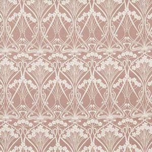 IANTHE BLOOM STEN CL Lacquer Fabricut Fabric