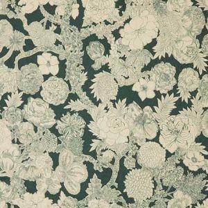 ZENNOR ARBOUR LL Jade Fabricut Fabric