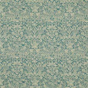 STRAWBERRY MEADOW LL Lichen Fabricut Fabric