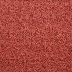 STRAWBERRY MEADOW LL Lacquer Fabricut Fabric